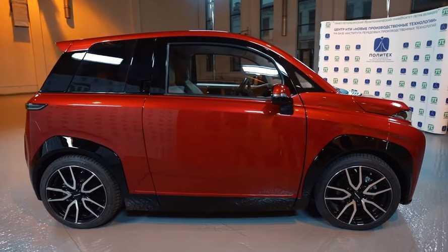 Rússia quer impor metas para carros elétricos a partir de 2030