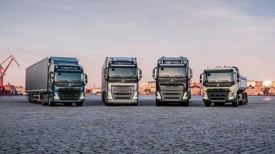Volvo, sürücü odaklı yeni nesil kamyonlarını tanıttı