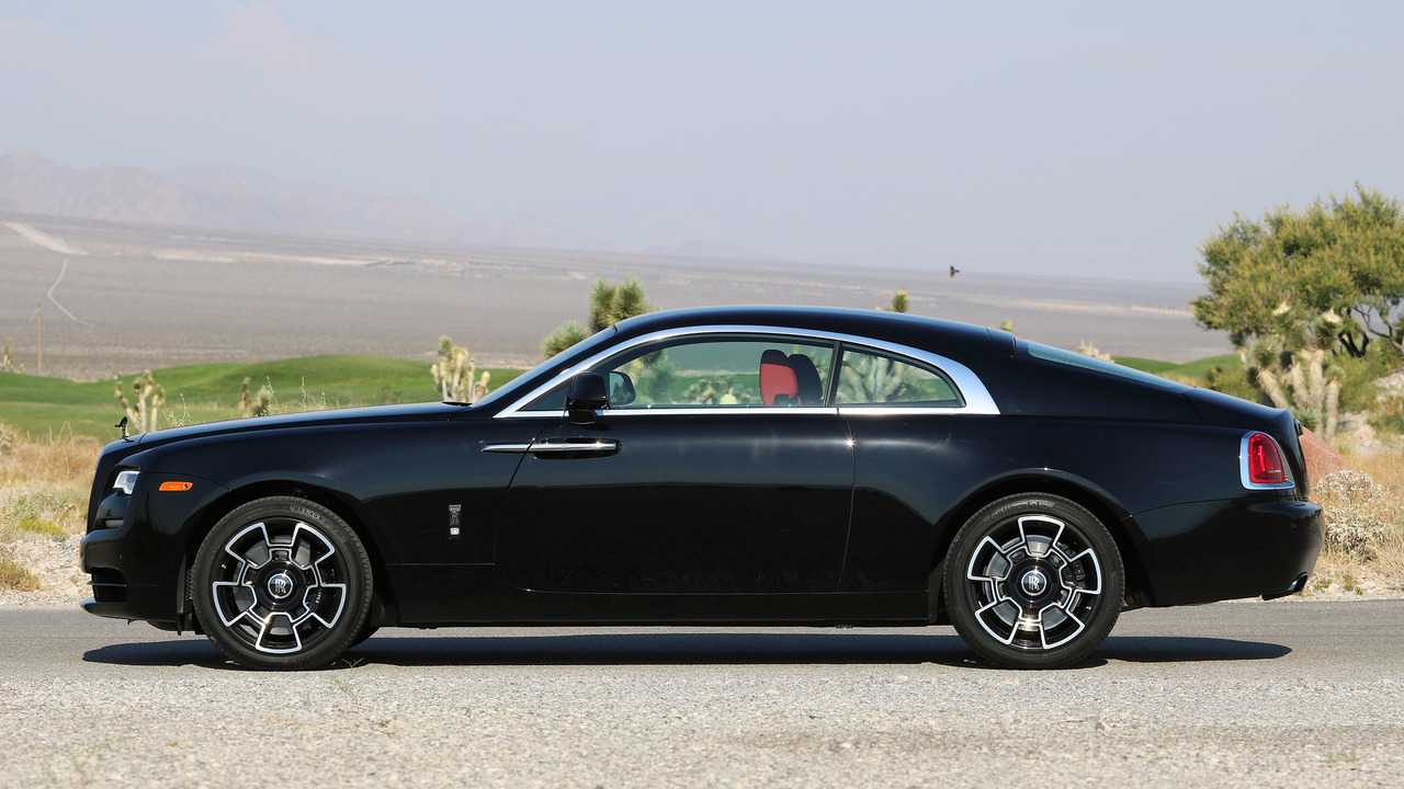 2017 Rolls Royce Wraith Black Badge First Drive