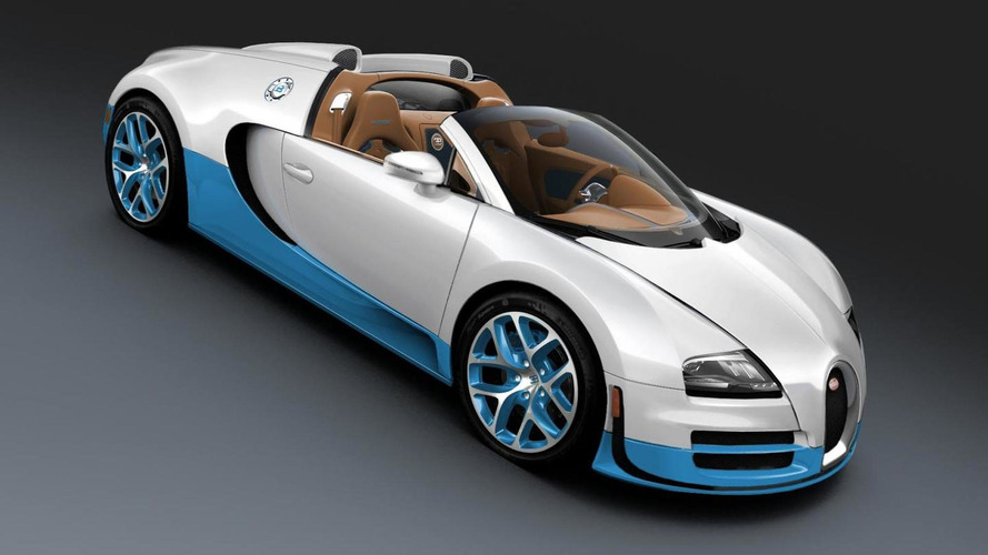 Bugatti Veyron 16.4 Grand Sport Vitesse SE debuts at Pebble Beach