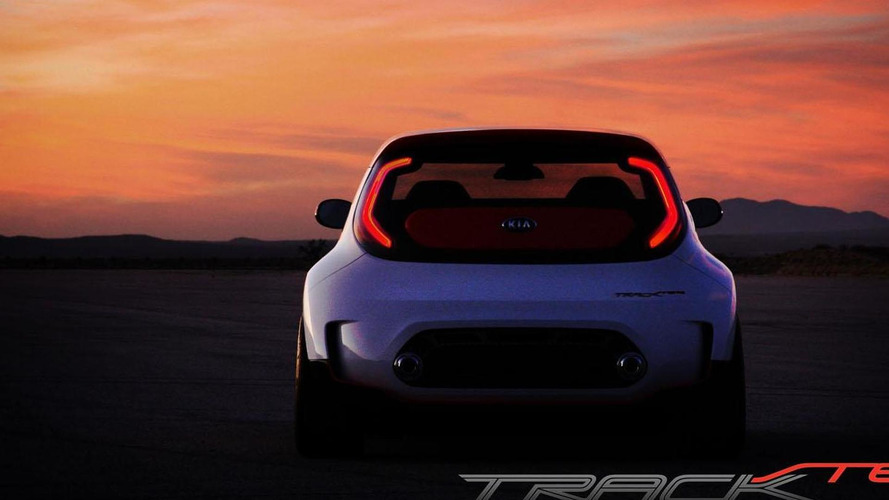 Kia Track'ster concept teased for a second time