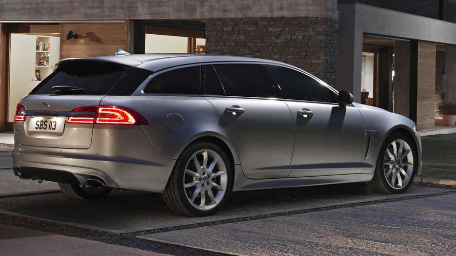 New Jaguar XF Sportbrake revealed ahead of Geneva