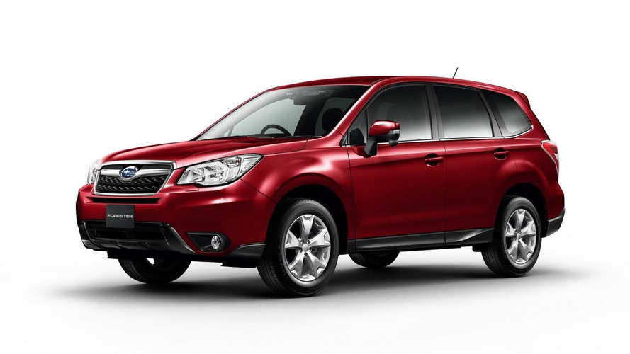 2014 Subaru Forester debuts in L.A. [video]
