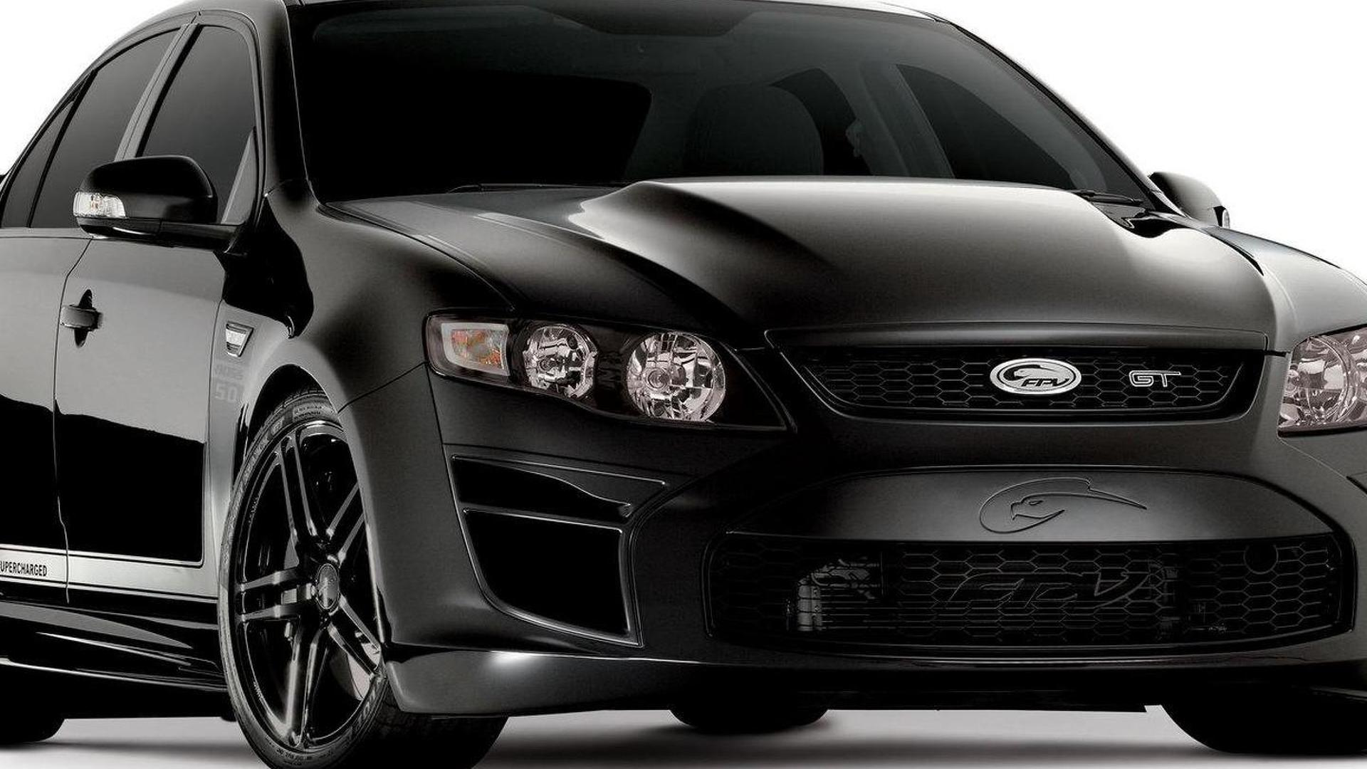 2020 Ford Falcon Gt Pricing