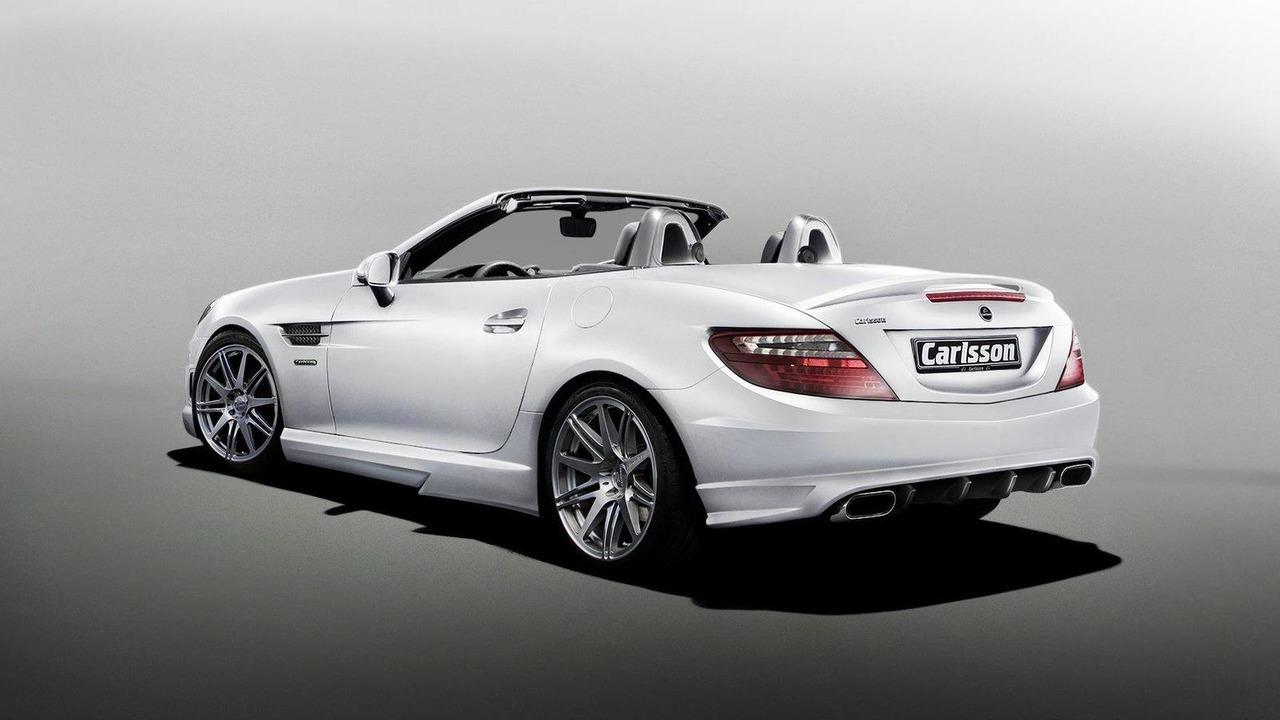 2012 Mercedes-Benz SLK tuning by Carlsson 16.06.2011