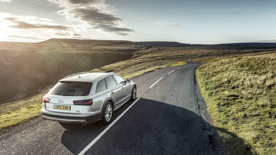 Audi A6 Allroad Sport introduced in the U.K.
