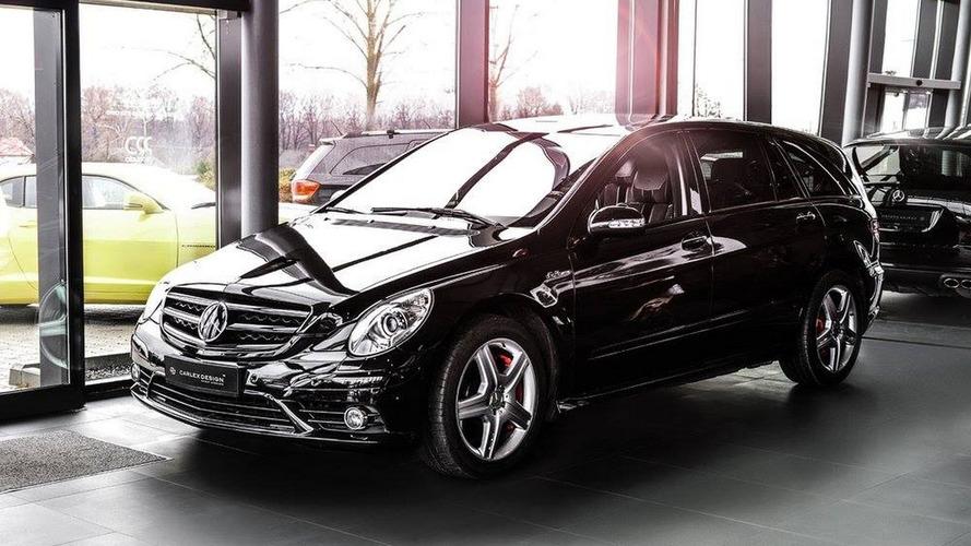 Carlex Design spices up Mercedes-Benz R-Class interior