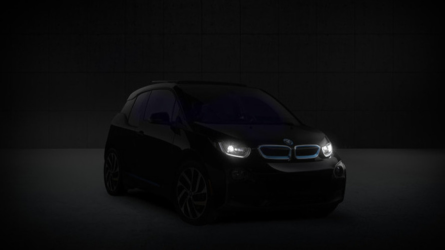 BMW i3 Shadow Sport special edition teased