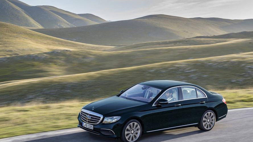 Mercedes E Serisi