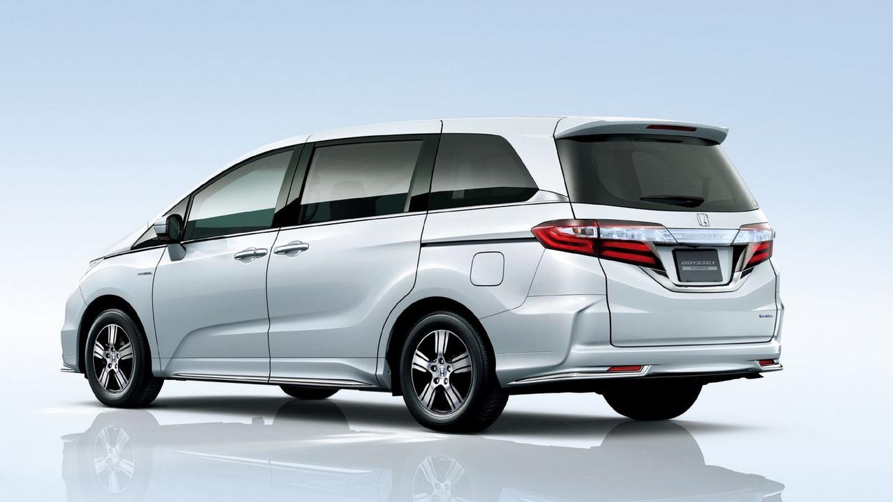 2016 Honda Odyssey Hybrid JDM - 485223