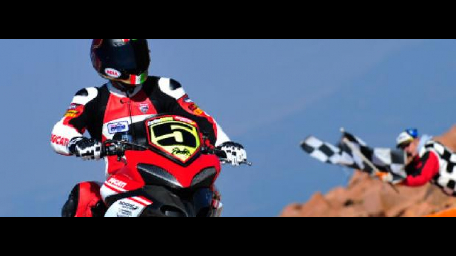 Pikes Peak 2012: la vittoria di Carlin Dunne - VIDEO