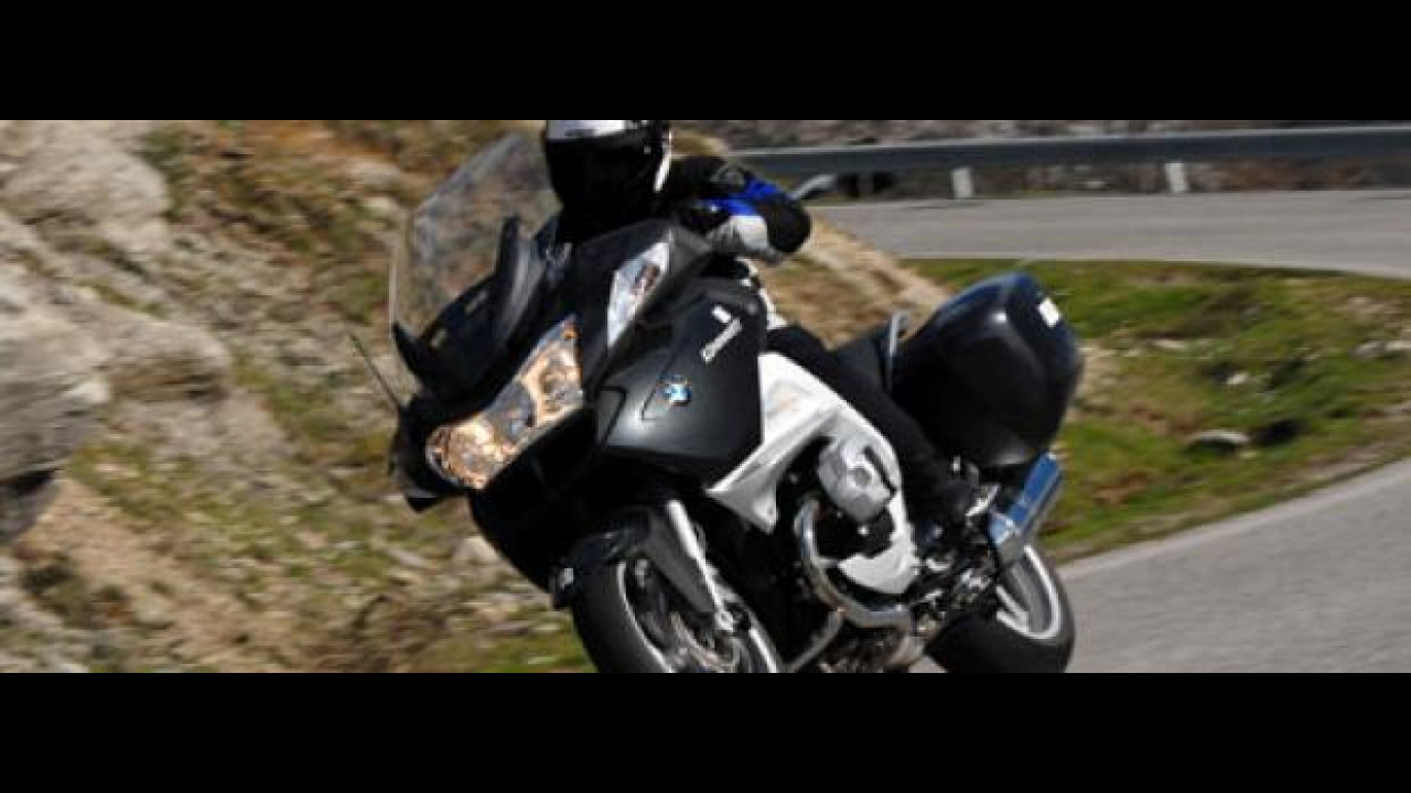BMW R1200RT 2010 - TEST
