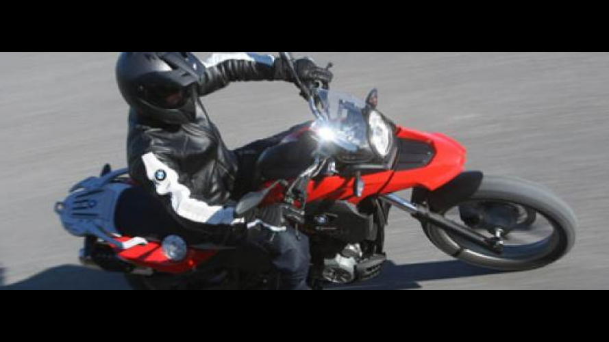 BMW G 650 GS 2011 - TEST