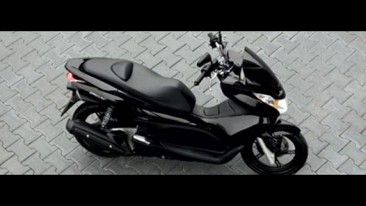 Honda PCX: il nuovo scooter 125 è pronto al debutto