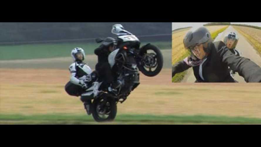 Suzuki V-Strom 650: uno strano test ride... parte II