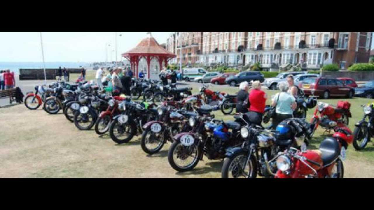 FIVA Motorcycle Rally 2012
