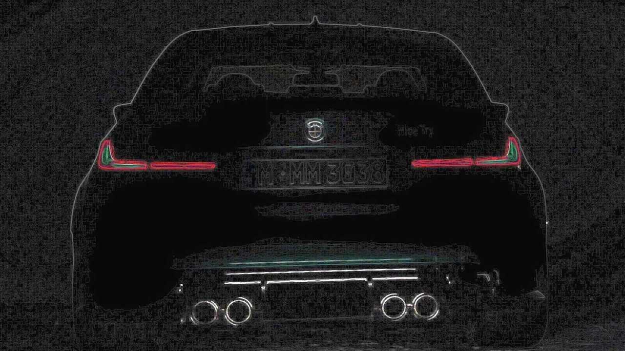 Teaser BMW M3 et M4