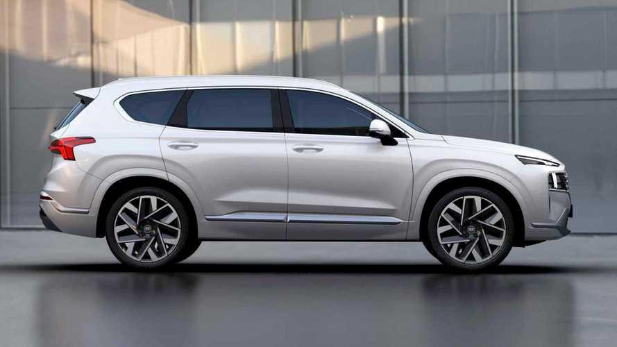 Hyundai Santa Fe 2021: inédita versão híbrida tem detalhes divulgados