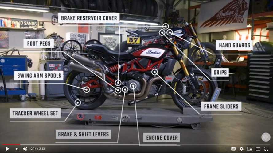 RSD's New FTR Accessory Line Will Improve Your Bike's Looks And Handling