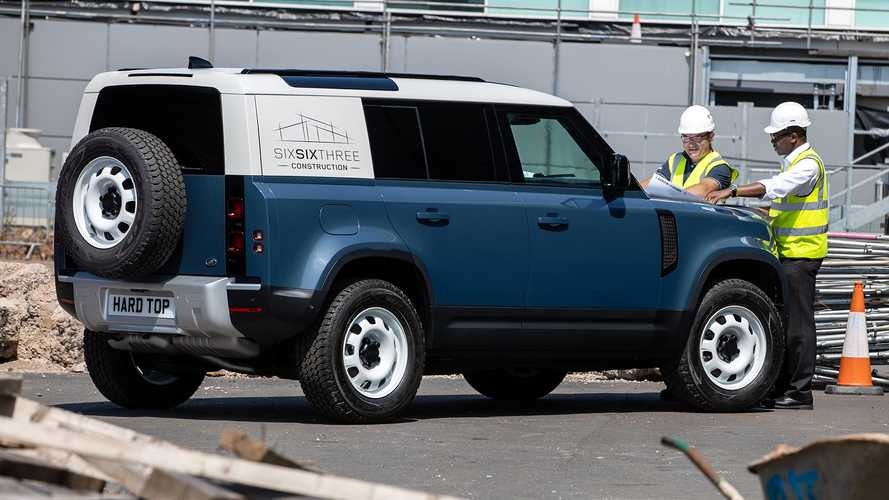 Land Rover Defender Hard Top 2020