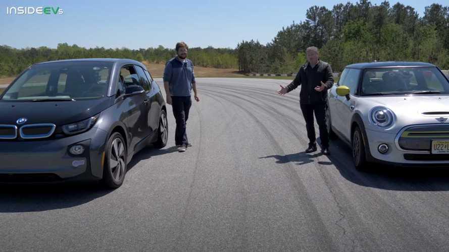 MINI Cooper SE ile BMW i3'ün drag yarışını izleyin