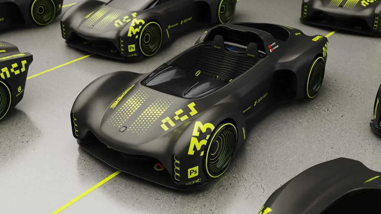 Porsche 411 Renders
