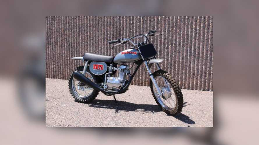 This Little Honda XR75 Can Be Yours