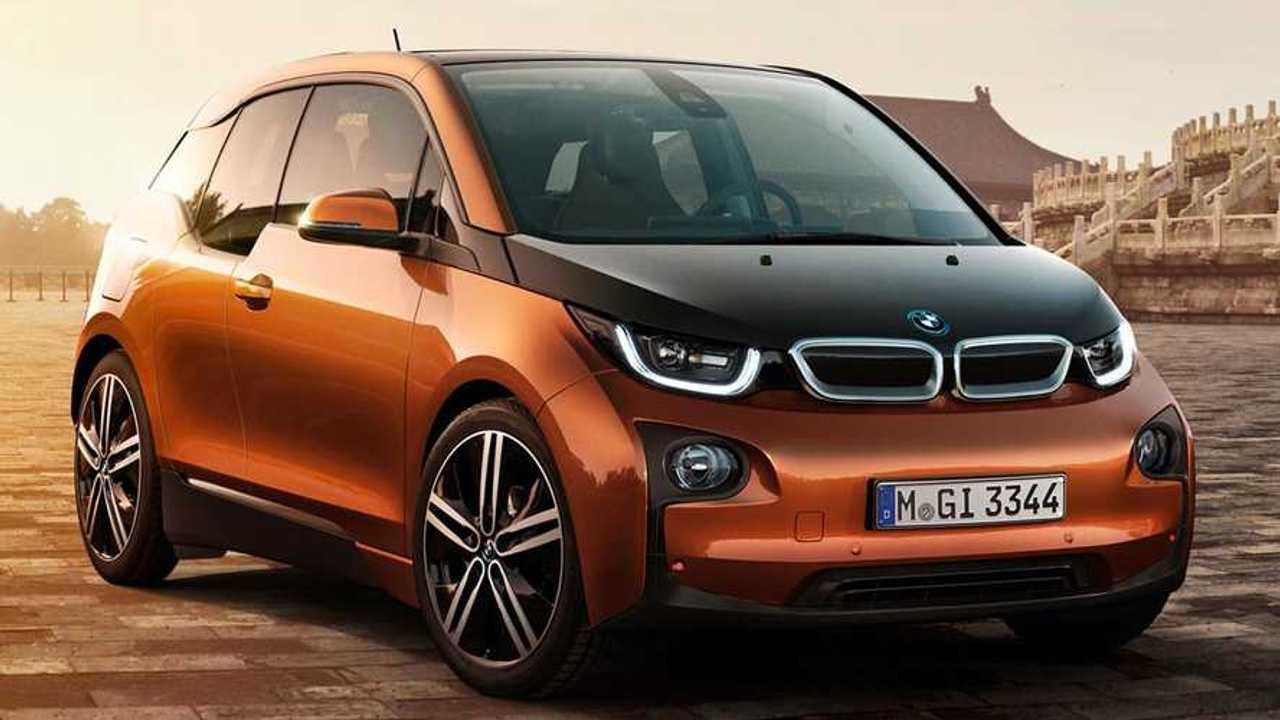 В США отзовут электрокары BMW i3 из-за проблем с бензиновым мотором