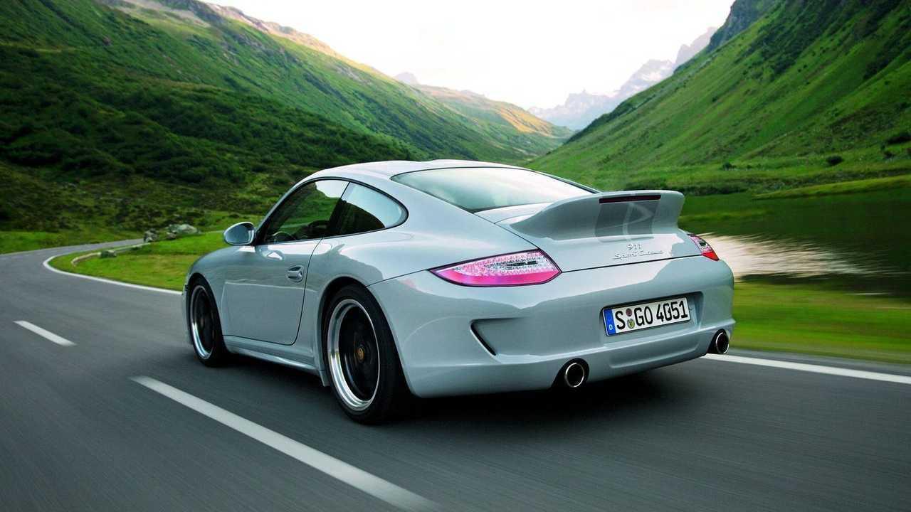 Porsche 911 Sport Classic (2009)