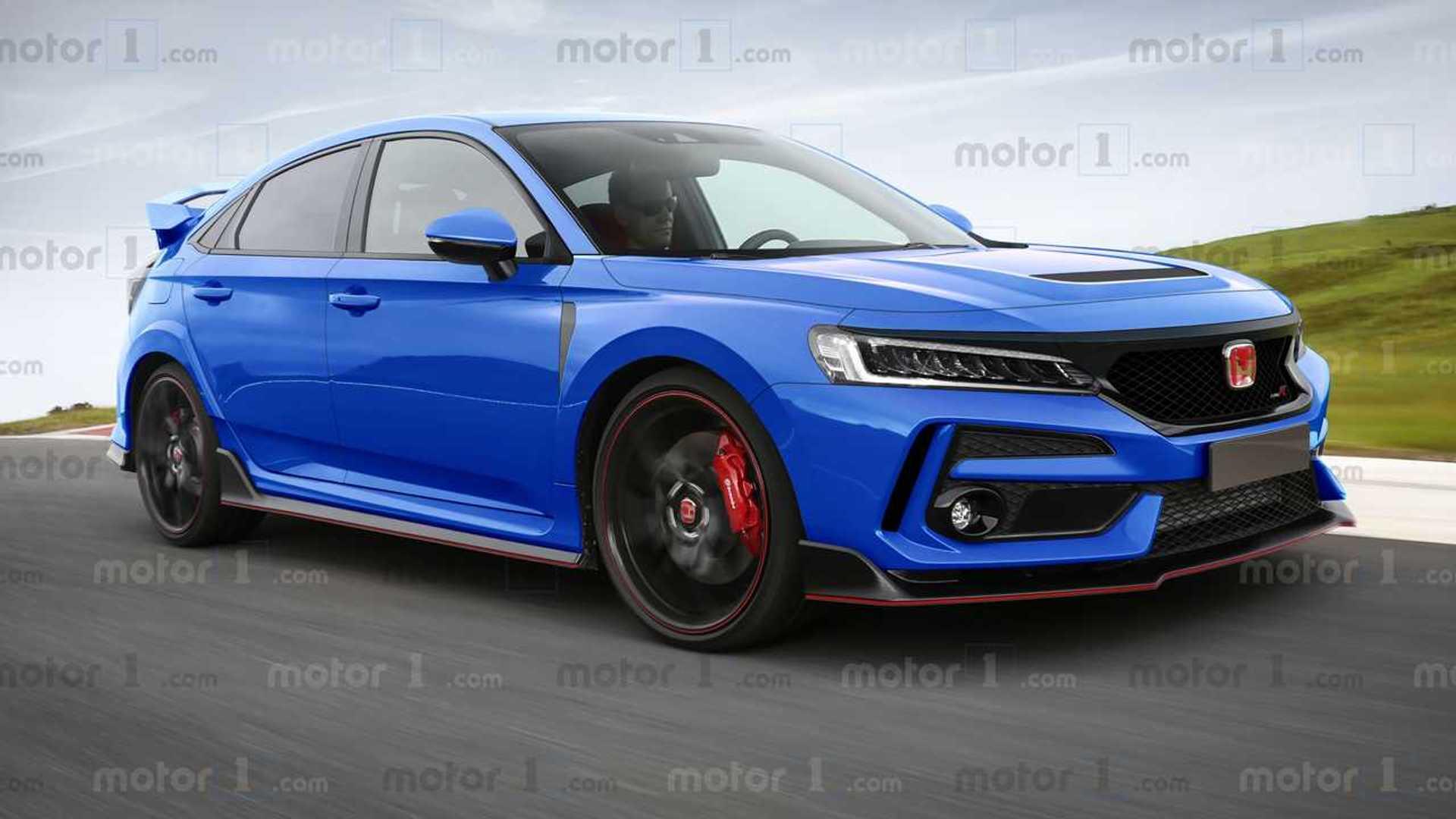 2021 Honda Civic Hybrid Interior