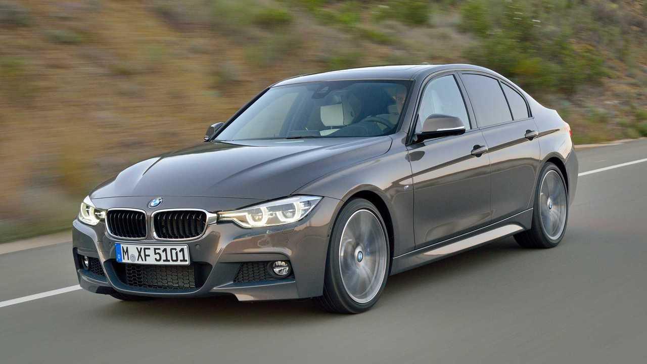 3. BMW 3 Series – 53.4%