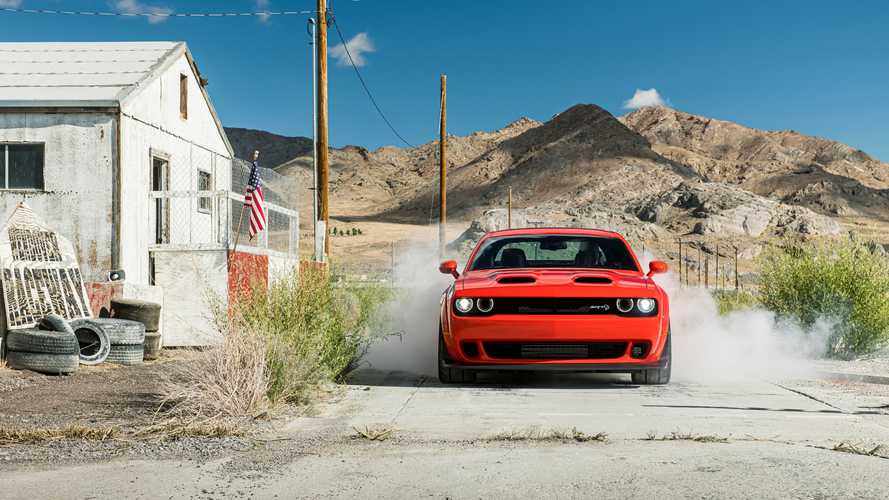 Dodge не даст превратить новейший Challenger Super Stock в «Демона»