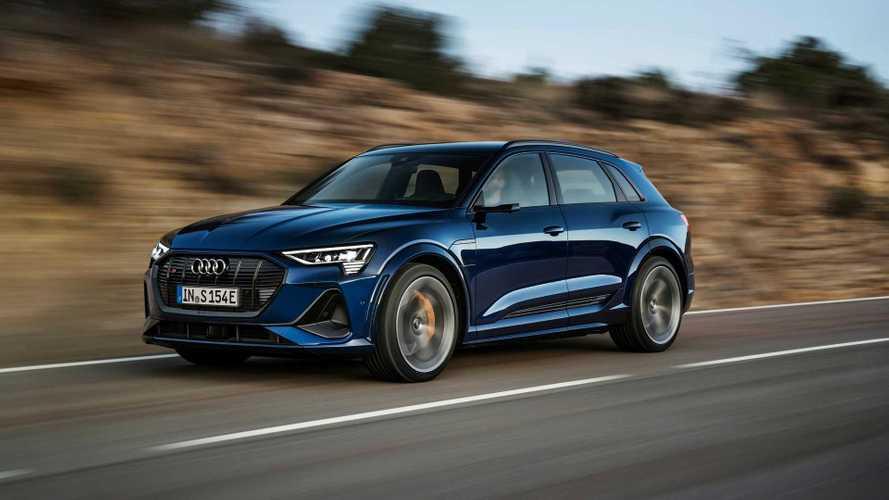 Audi dévoile les versions sportives de ses e-tron et e-tron Sportback