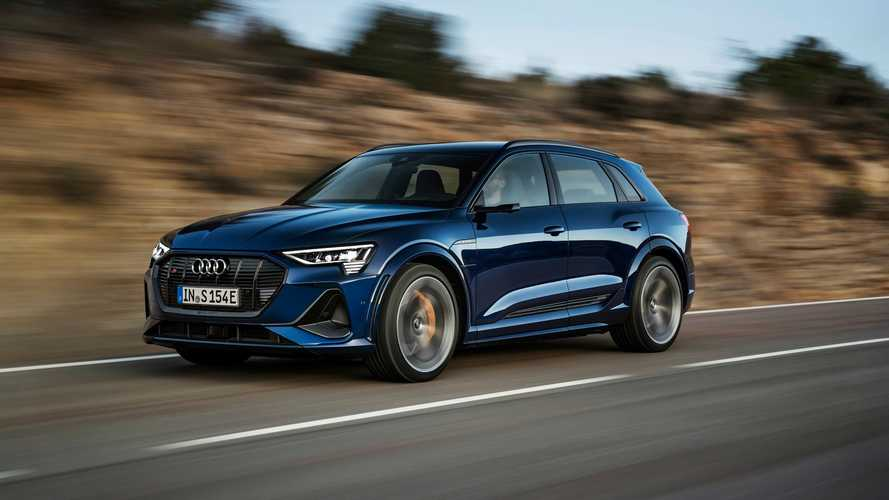 Audi увеличила запас хода электромобиля e-tron