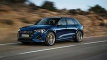 Audi e-tron S und e-tron S Sportback (2020):Neue Sportversionen des e-tron