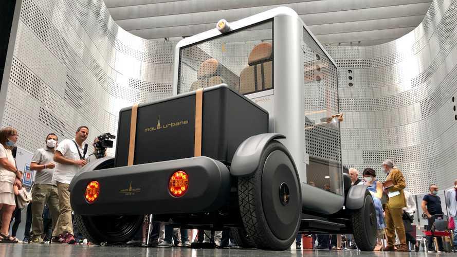 Mole Urbana, il quadriciclo elettrico made in Italy
