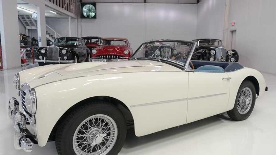 Classics for sale: Rare concours-quality Swallow Doretti