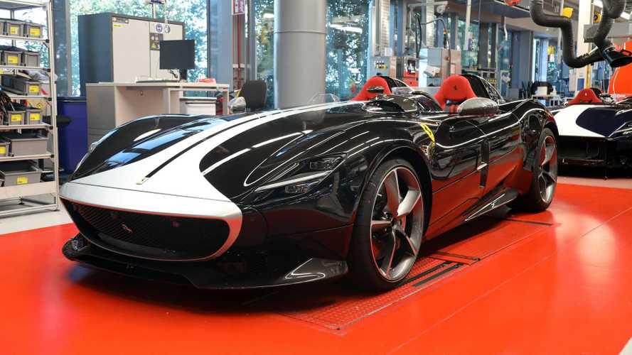 Fase 2, Ferrari riparte con una Monza SP2, una 812 GTS e una F8 Tributo