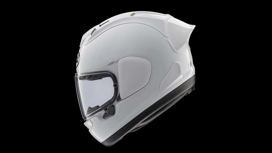 Arai Releases Aerodynamic Spoiler For RX-7X Helmet