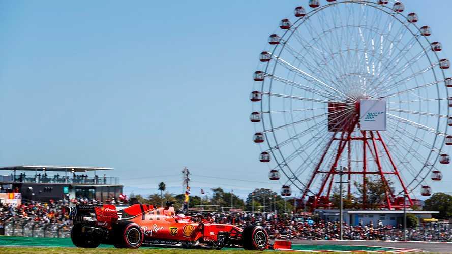 F1, ufficiale anche la cancellazione del GP del Giappone