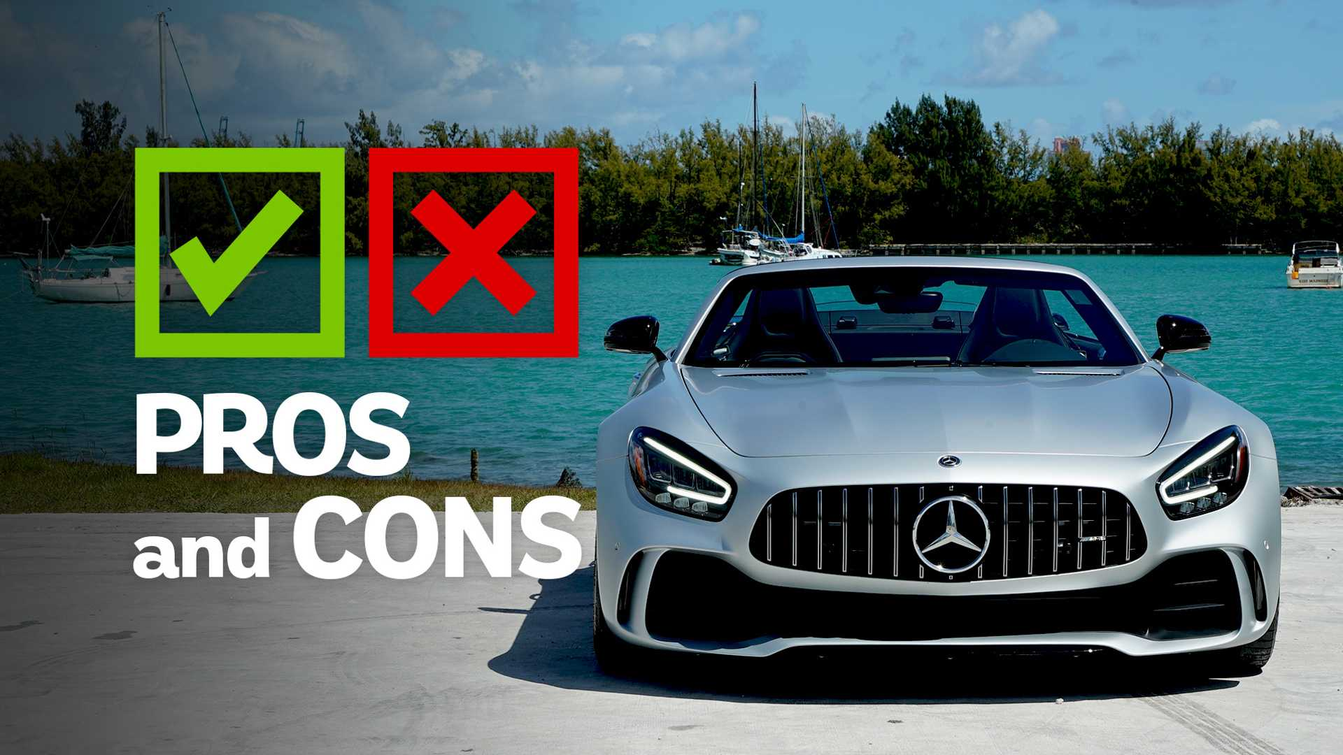 2020 Mercedes Amg Gt R Roadster Pros And Cons
