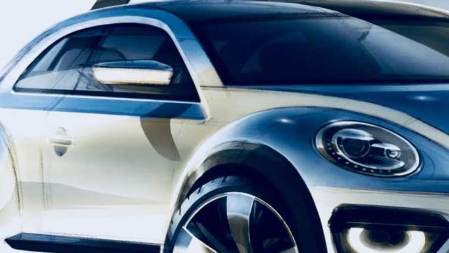Could the Volkswagen Beetle be reborn as an all-electric car?