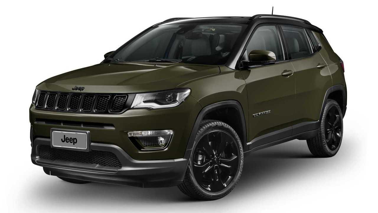 Jeep Renegade e Compass 2021