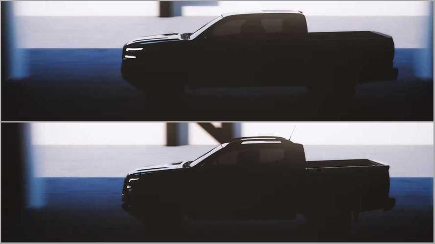 Nissan revela teasers e confirma que terá duas novas Frontier; entenda
