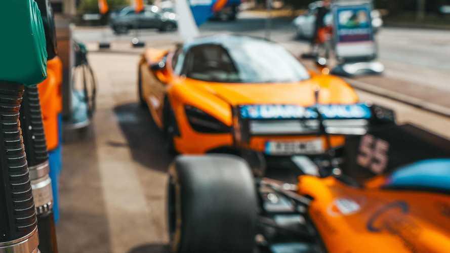 McLaren pronta a riportare in F1 lo storico marchio Gulf Oil