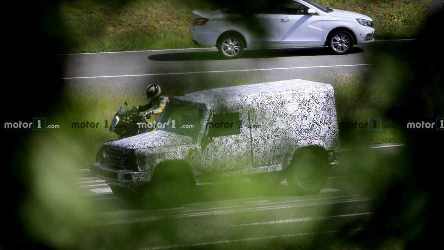 Land Rover Defender'ı andıran Ineos Grenadier ilk kez görüntülendi