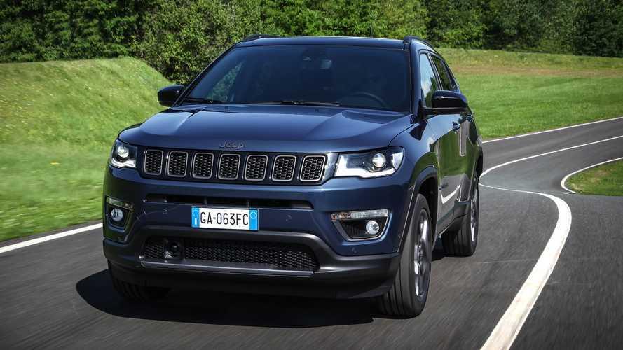El Jeep Compass 2020 se actualiza y estrena el motor 1.3 T4 de gasolina