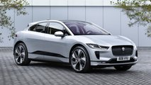 Jaguar I-Pace Oslo electric taxis