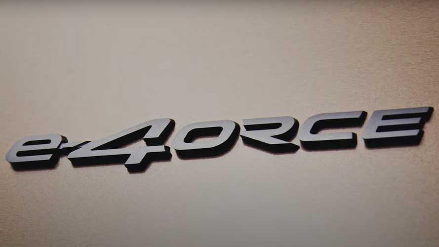 Серийный Nissan Ariya: время дебюта и новое видео