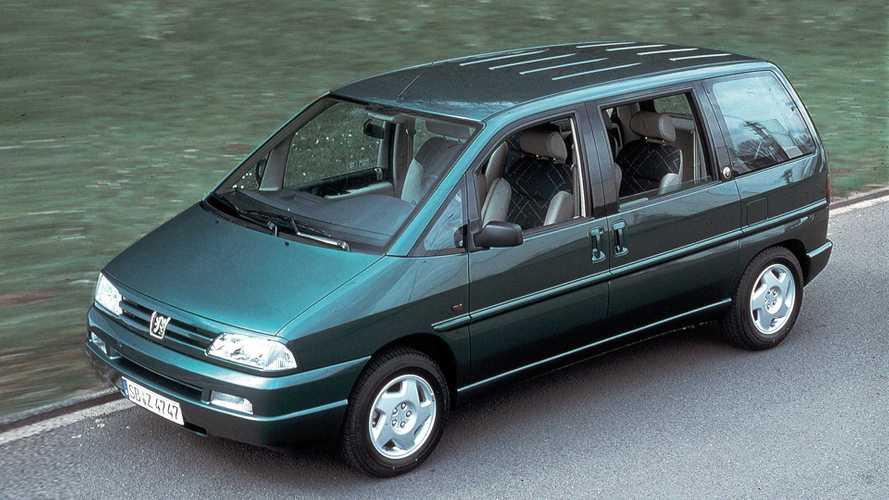 Euro-Vans der ersten Generation (1994-2002): Kennen Sie die noch?